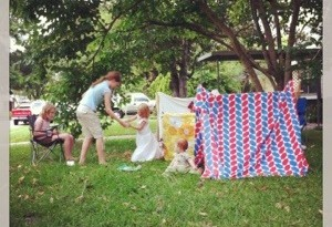 play tents, DIY fort