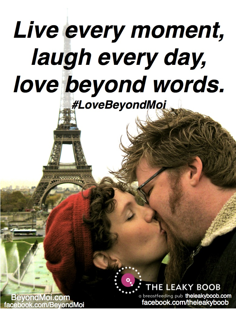 #LoveBeyondMoi The Leaky Boob Beyond Moi Valentine's Day giveaway